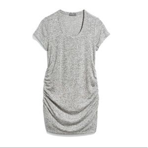 Mix by 41Hawthorne heather gray top